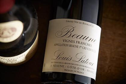 Beaune Premier Cru di Louis Latour