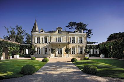 Il magnifico Château Cheval Blanc